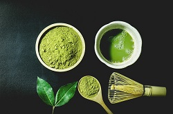 The Matcha Green Tea is a powerful superfood packed with antioxidants