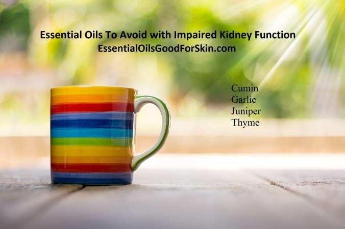 Essential Oils & Kidney Pain