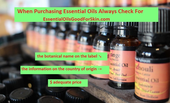 Reputable Essential Oil Companies