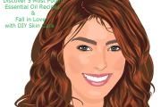 Essential Oil Recipes and DIY Skin Care